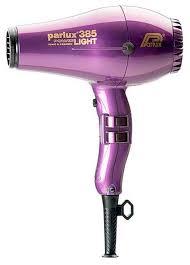 Купить <b>Фен Parlux</b> 385 PowerLight Ionic & Ceramic violet по низкой ...