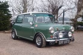 Morris Mini Cooper S Replica 1968 - SOLD £11,024.00 - South ...