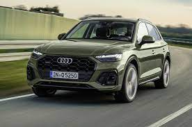 2020 Audi Q5 Facelift Hero Front Audi Q5 Audi Audi Q5 Price