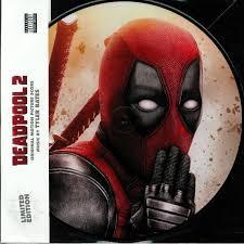Виниловая пластинка Винил <b>Deadpool 2</b> Soundtrack (Picture disc ...