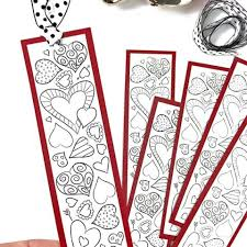 Here are 80 free tutorials on how to make bookmarks for free with these printable bookmark patterns which include coloring bookmarks, free printable bookmarks for kids, harry potter bookmarks. Free Printable Bookmarks To Color And Craft Carla Schauer Designs