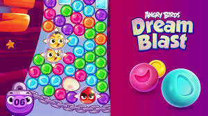 Angry Birds Dream Blast 1.10.2 Mod Apk (Unlimited Everything) Download