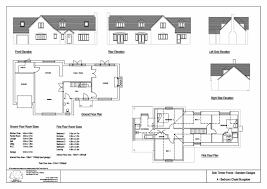modern bungalow house plans uk unique 3 bedroom bungalow house plans uk