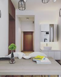 Designs by Style: Luxury Studio Apartment Decor - Small Apartments