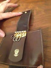 gucci key pouch. authentic gucci brown gg monogram canvas 3 of 4 key holder pouch