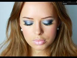 victoria s secret model heidi klum inspired makeup tutorial