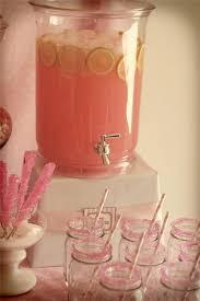 Pink Baby Shower  Kristin EldridgePunch For Girl Baby Shower