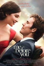 romantic movie poster romantic drama me before you with emilia clarke gets its first