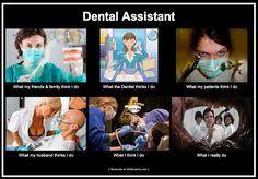 dental assistant problems on Pinterest | Dental Humor, Dental ... via Relatably.com