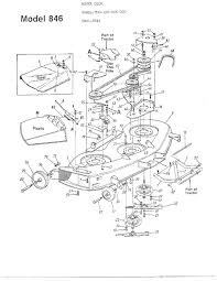 Mtd parts diagram mtd mower deck parts style sears partsdirect rh valvehome us mtd 46 mower deck diagram mtd mower deck assembly