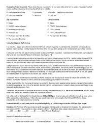 Medical Consent Form In Word And Pdf Formats - Page 2 Of 2
