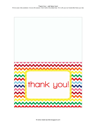 Printable Business Thank You Notes Download Them Or Print