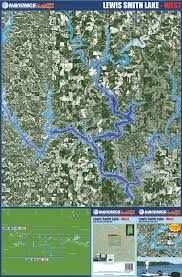 Smith Lake Depth Chart Fishing Lakes Alabama Fishing Lakes