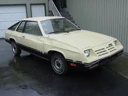 1982 dodge omni hatchback vehiclepad 1982 dodge omni information and photos momentcar