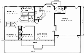 1 story house plans. Elegant Photos 3 Bedroom 2 Bath 1 Story House Plans