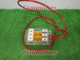 unknown manufacturer 1 in 3 out fuse box cables croooober unknown manufacturer 1 in 3 out fuse box