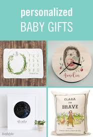 19 personalized baby gifts that are perfect for after the baby arrives