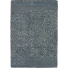 chandra berlow blue grey 5 ft x 8 ft indoor area rug