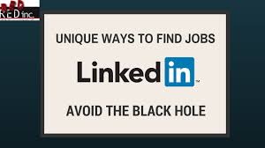 Job Search Tips A Way To Use Linkedin To Find New Jobs And Avoid