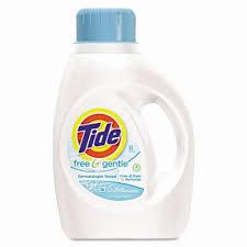detergent for sensitive skin. Beautiful Skin Tide Free U0026 Gentle Liquid Laundry Detergent 6 Bottles PGC 13885 Throughout Detergent For Sensitive Skin