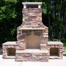 miller fireplace project diy outdoor fireplaceoutdoor stone