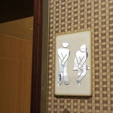 Small Picture Online Buy Wholesale female bathroom sign from China female