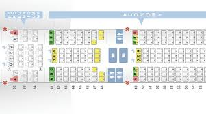Amazing Boeing 777 300er Seating Chart Seat Inspiration