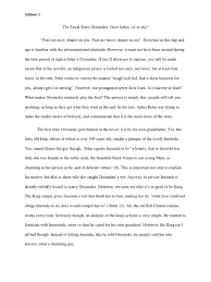 oroonoko essay slavery