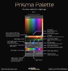 Colour Palette Plugin Photoshopllllllll