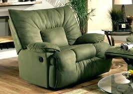 wide oversized leather recliner reclining sectional chair big and tall recliners for large size of