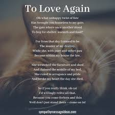 24 touching pet loss poems to find