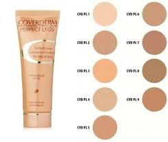 Details About Coverderm Perfect Legs Waterproof Make Up For Legs Body Spf 16 Choose Shade