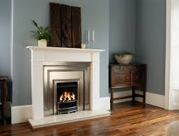 stovax belgravia polished cast iron fireplace front also shown polished insert with brompton mantel 16 holyrood vfc fire from gazco