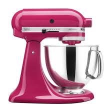 Pink Kitchen Aid Mixer 5 Quart Cranberry Stand Mixer Laborsaving Kitchen Help From Sears