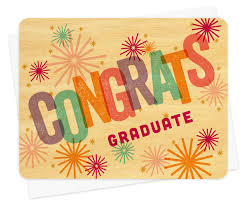 congratulations to graduate sparkle graduate congratulations cards by occasion night