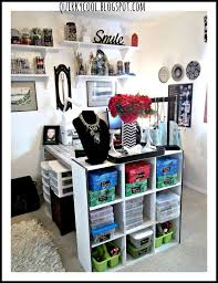 home office craft room ideas. closet office craft room combination budget rooms home decor ideas g