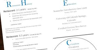 Server Resume Objective Fine Dining Server Resume Timothy G Resume Write Essay Weather On 82