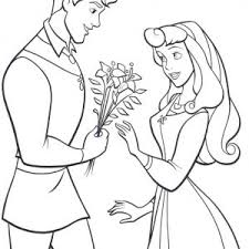 Small Picture Sleeping Beauty Disney Coloring Pages Only