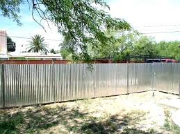 corrugated steel fence corrugated metal fence corrugated steel fence exciting decorative corrugated