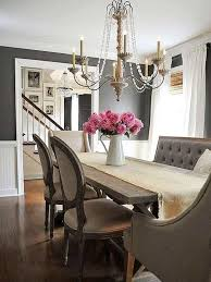 amazing gallery of interior design and decorating ideas of dark gray dining room wall paint in bedrooms dining rooms by