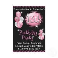 Free 13th Birthday Invitations 13th Birthday Party Invitations 13th Birthday Invitations