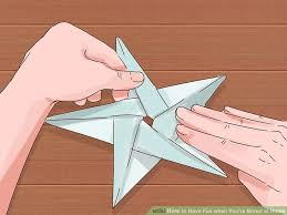 how to make girly things out of paper 3 easy ways to have fun when youre bored at home wikihow