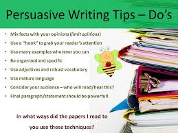 persuasive writing aim how can i write an effective persuasive  8 persuasive