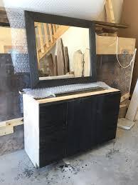 Barnwood Bathroom Vanities Bathroom Vanity Reclaimed Barn Wood Sustain Furniture Co