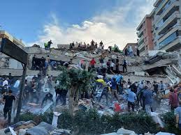 Izmir earthquake deaths ...