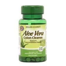 holland barrett aloe vera colon cleanse 330mg 120 tablets