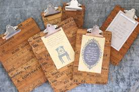 Yardstick Clipboards Finding Home Farms