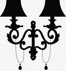 chandelier wall decal candelabra black chandelier silhouette