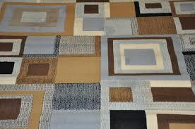 persian ardebil wool brown square area rug 117987 home design rugs f 249 home design square