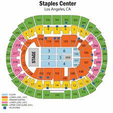 staple center seating chart concert staples center concert seating chart staples center concert tickets